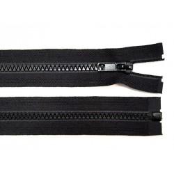 Cipzár 45 cm bontható fekete GT10