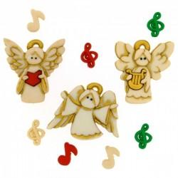 Dress It Up gombszett A Choir of Angels