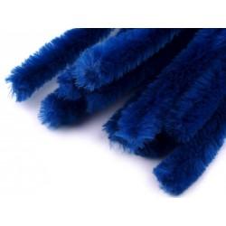 Zsenília drót 1,5 cm kék