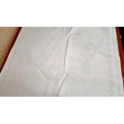 Aida betétes keresztszemes terítő 55x55 cm
