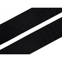 Gumi 1,5 cm fekete