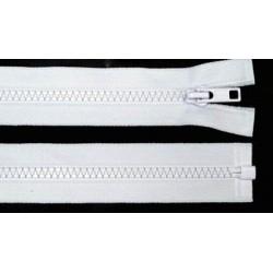 Cipzár 90 cm bontható fehér
