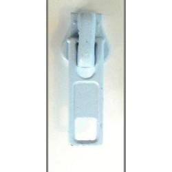 Cipzárkocsi 5 mm világoskék