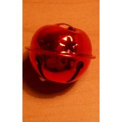 Csengettyű 2,5 cm piros