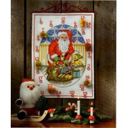 Keresztszemes 35x46 cm 8503 Advent Calendar