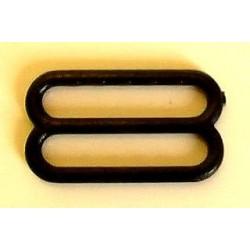 Melltartópánt szorító 1,1 cm fekete