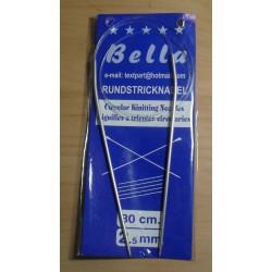 Körkötőtű 2,5 mm Bella