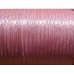 Szatén szalag 0,3 cm világos pink