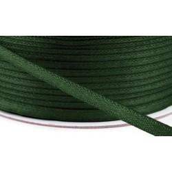 Szatén szalag 0,3 cm zöld