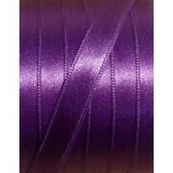 Szatén szalag 0,9 cm lila