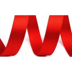 Szatén szalag 1,5 cm piros
