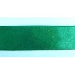 Szatén szalag 2 cm zöld