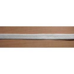 Gumi 0,8 cm fehér