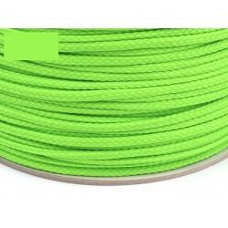 Zsinór 0,4 cm zöld