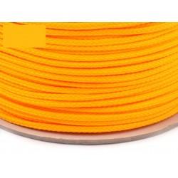 Zsinór 0,4 cm sárga