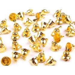 Csengettyű 0,7x1,1 cm aranyszínű