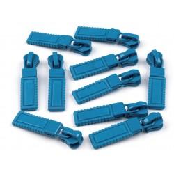 Cipzárkocsi 5 mm kék
