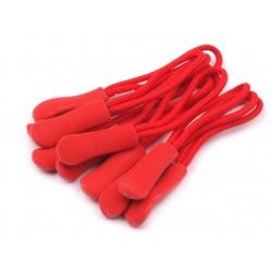 Cipzárhúzó piros