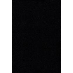 Filc 2-2,5 mm 20x30 cm fekete