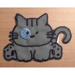 Fényvisszaverő folt cica