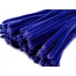 Zsenília drót 0,6 cm kék