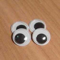 Mozgó szemek 1 cm