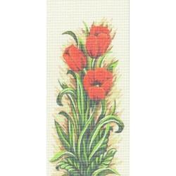 Gobelin 10x21 cm 293 T Tulipán