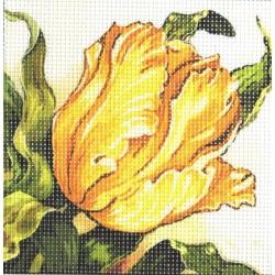 Gobelin 15x15 cm 153 Tulipán