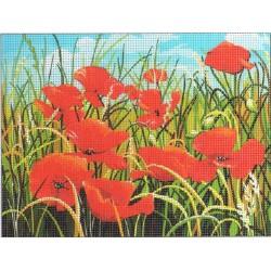Gobelin 18x24 cm 342 Mary Dipnall -A nyár