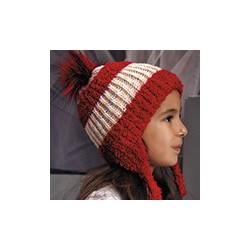 Nancy Hat Baby piros/fehér 65 g