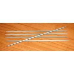 Zoknikötő/kesztyűkötő 3,5 mm Silber