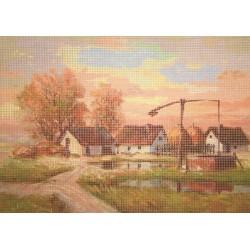 Gobelin 16x11 cm T013 T Tanya