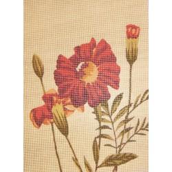 Gobelin 15x20 cm V006 T Virág