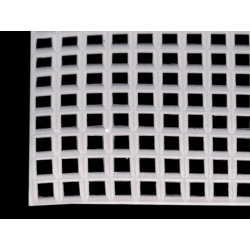 Műanyag kanava 37x41,5 cm