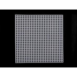 Műanyag hímezhető négyzet
