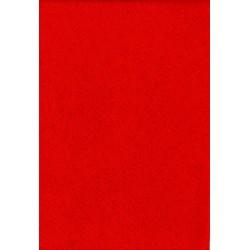 Filc 2-2,5 mm 20x30 cm piros