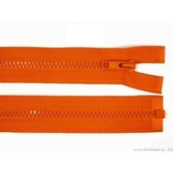 Cipzár 100 cm bontható narancssárga