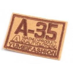 """Vasalható folt """"A-35"""""""