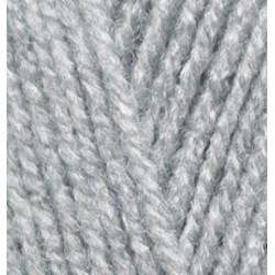 Burcum Klasik szürke melírozott 100 g