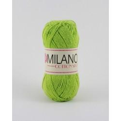 Milano Cotton Sport világoszöld 100 g