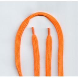 Cipőfűző sport 120 cm narancs