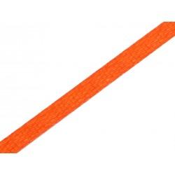 Szatén szalag 0,3 cm narancssárga
