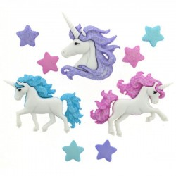 Dress It Up gombszett Magical Unicorns