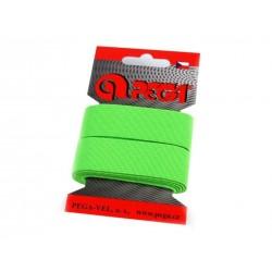 Gumi 2 cm neonzöld 1,5m/kártya