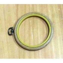 Hímzőráma 7,5 cm akasztóval