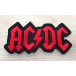 """Vasalható folt """"AC/DC"""""""