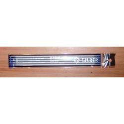 Zoknikötő/kesztyűkötő 5 mm Silber