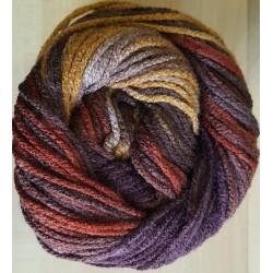 Burcum Batik barna/rozsda 100 g