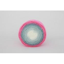 Papatya Cake pink/szürke/fehér 150 g