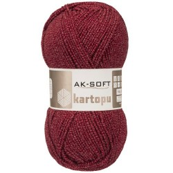 Ak-Soft bordó 100 g
